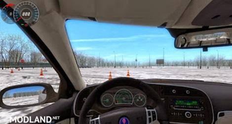 Saab 9 3 1 2 2 Mod City Car Driving
